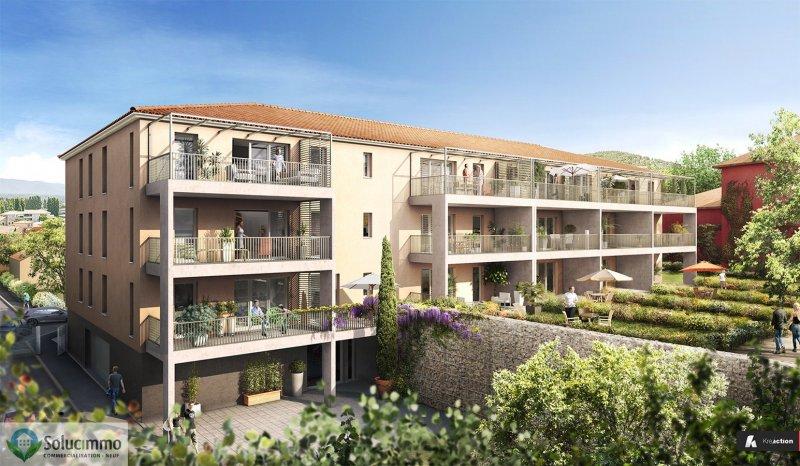 Vente appartement 4 pièces Le Beausset 83330