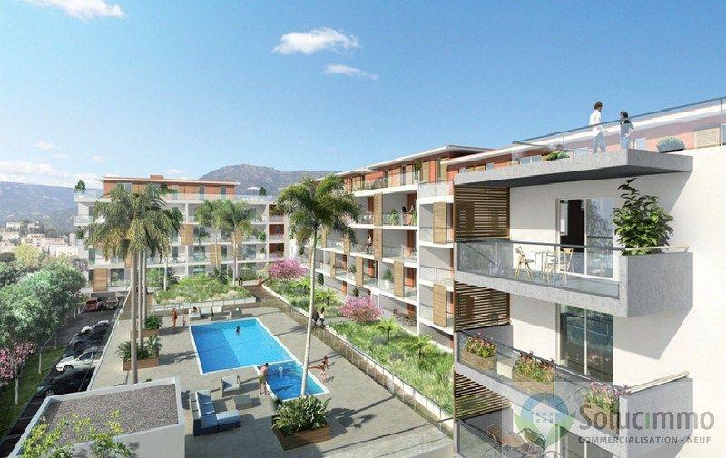 Vente appartement 3 pièces Le Lavandou 83980